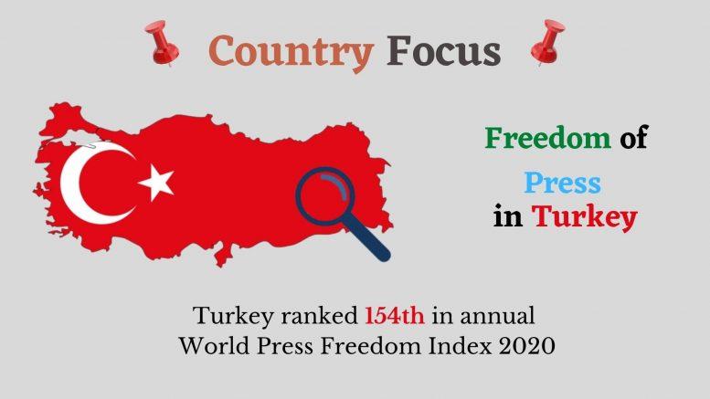 Country focus: Turkey - freedom of speech