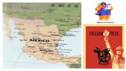 Mexico press freedom