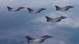 Rafale Jets