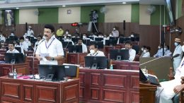 Stalin in assembly
