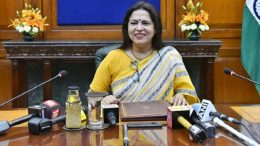 The Minister of State (MOS) for external affairs and culture will embark on this official visit with the aim of protecting the bilateral ties between India and the two countries.(File Photo: Twitter/@MEAindia)